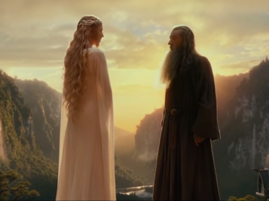 mithrandir and galadriel relationship counseling
