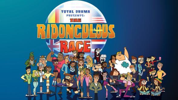 ridonculous race characters having sex